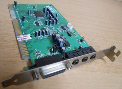 Creative CT4180 Sound Blaster Vibra 16C ISA Soundkarte* s22