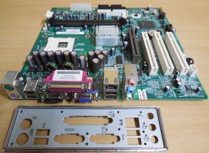 Lite-On NR138 Mainboard Ver: A05 für HP/Compaq D230 335187-001 Sockel 478 *m115