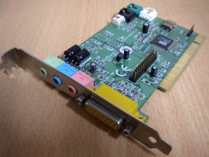 TRRATEC ESS Solo-1 ES1938S TT PCI Soundkarte für Windows XP* s05