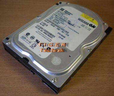 Western Digital WD300 Caviar 300AB-77BVA0 Festplatte HDD IDE 30GB 3,5 f236