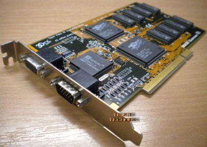 VooDoo Maxi Gamer EV-3DFX-4 4MB GTM 94V-0 Grafikbeschleunigerkarte* g123