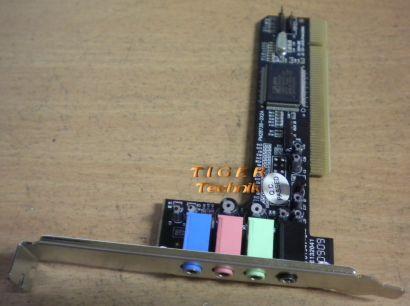 StarTech.com 4 Channel PM28738-2X2A C-Media 8738 PCI Audio-Soundkarte* 44