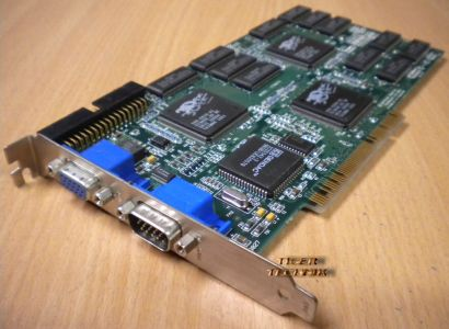 Creative Labs CT6670 3Dfx Voodoo2 PCI 12MB Grafikbeschleunigerkarte* g56