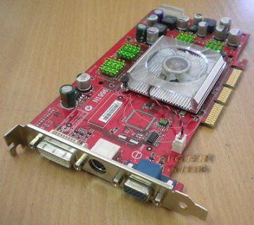 MSI MS-8931 Nvidia Geforce FX5600 Ultra 128MB AGP8x Grafikkarte g06