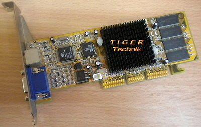Prolink MVGA-NVG11AM GeForce2 MX 200 Grafikkarte AGP4x 32MB Passiv* g20