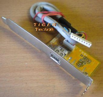 ASUS Firewire 1394 Slotblende * pz63