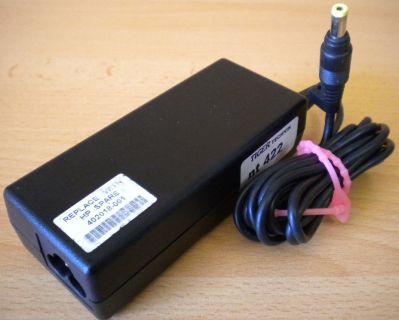 HP AC Adapter Model 380467-005 381090-001 Netzteil 18,5V - 3,54A* nt422
