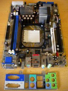 Shuttle XPC ST20G50 Mainboard ST20G50-V3GH00-11 So 939 D33032+Blende*m177