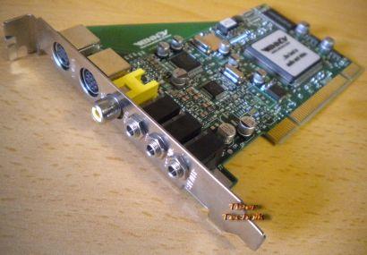 WINNOV Vidium V1000+ PCI Video Capture Card 160046 Rev. 1.4* tk05