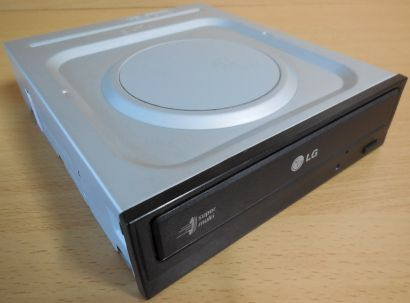 LG HL Data Storage GH22NS50 Multi DVD-RW DL Brenner SATA schwarz SecurDisc* L12