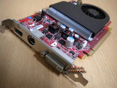 Medion MS-133 nVIDIA NX9500GS-E 512MB GDDR2 128Bit PCI-e DVI HDMI TV* g235