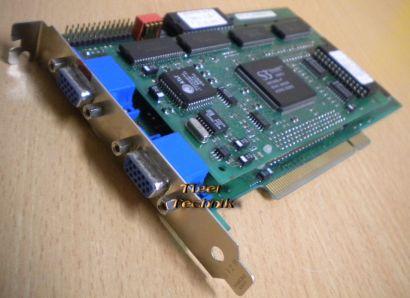 S3 miroCRYSTAL 20SD S3 Vision868 Twin Model 86C868 P 2x VGA-D-SUB* g179
