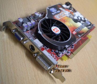 Sapphire 102A4748710 ATI Radeon X800 GTO GDDR3 256 MB PCI-E x16* g201
