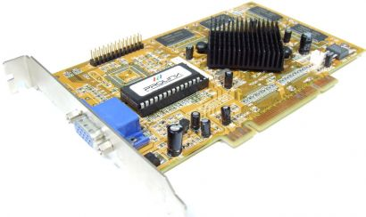 Prolink MVGA-NVTNT2MP PixelView Nvidia Riva TNT2 M64 PCI 32MB VGA TV-Out* g118