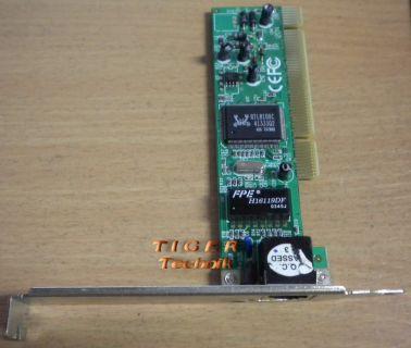 Realtek RTL8100C 10-100Mbps LAN-Netzwerkkarte* nw03