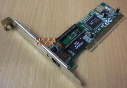 Realtek RTL8139C 10 100Mbps DSL LAN Netzwerkkarte Fast Ethernet RJ45 PCI* nw06