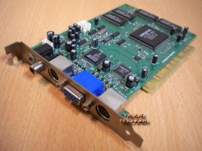 CREATIVE LABS ENCORE DXR3 PCI DVD Decoder Karte* g230