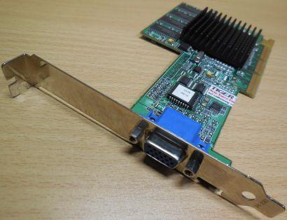Xpert 2000 Pro ATI Rage 128 Pro AGP4x 32MB PN 109 65700 20 VGA Grafikkarte* g17