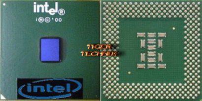 CPU Prozessor Intel Pentium 3 III SL43J 866MHz FSB133 256K Cache Sockel 370* c09