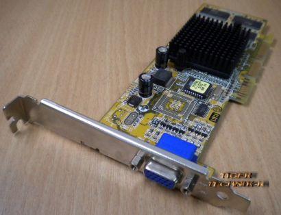 Asus V7100Pro 64 nVidia GeForce2 MX 400 Grafikkarte AGP4x 64MB g54
