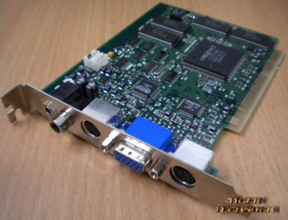 Creative CT7240 PCI Video Decoder Card  so17