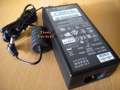 CISCO AC DC Adapter Model AA25480L PN 341-0306-01 B0 48V 380mA Netzeil* nt424