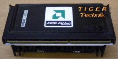 CPU Prozessor AMD Athlon 650 MHz AMD-K7650MTR51B C FSB200 Slot A *c96