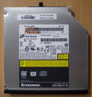 Lenovo H-L Data Storage Hitachi GT50N Super Multi DVD III RW Laptop Brenner* L703