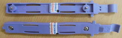 Chieftec Einbauschienen für Festplatten HDD  Set - 2 Stück lila* pz192
