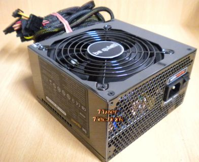 Be Quiet BQT E6-450W 450 Watt Computer PC Netzteil* nt265