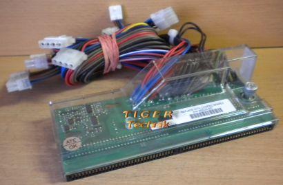 HP/Compaq ML350 G3 292235-001 Server Power Supply Backplane Board *nt137