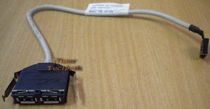 IBM Lenovo Foxconn Netvista Front-USB-Anschlüsse FRU 49P4365 48P6562 2x USB* nb07