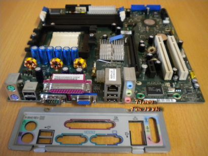 FSC Fujitsu Siemens D2030-A12 GS3 Mainboard+Blende Sockel 939 VGA LAN Audio*m449