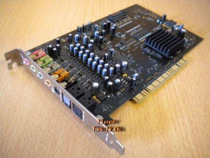 Dell Creative Labs SB0770 SoundBlasterTM X-Fi XtremeGamer 7.1 Ch EAX YN899*s59