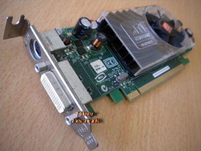 Dell ATi Radeon HD 2400 XT 256MB DDR2 PCIe x16 DMS-59 S-Video B276 XX355* g262