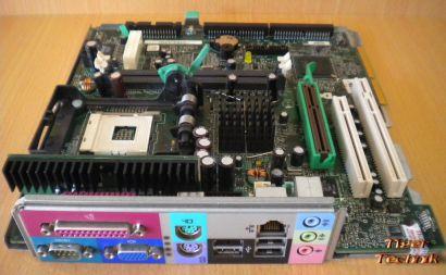 Dell OptiPlex GX60 GX260 Board 04T274 Rev.A02 4T274 Sockel 478 auf Schiene *m506