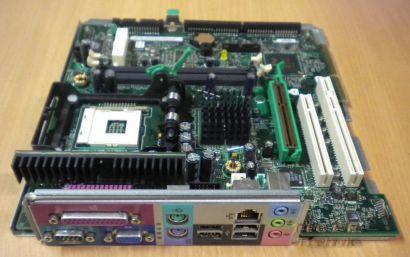 Dell OptiPlex GX60 GX260 Board 02R433 Rev.A02 2R433 Sockel 478 auf Schiene* m527