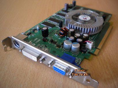 Leadtek WinFast LR2A22 Rev A2 NVIDIA PX6600 LE 256 MB PCI-E VGA DVI VIVO* g292