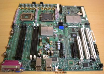 Dell PowerEdge SC1430 Mainboard 0TW856 Rev.A02 TW856 Sockel 771 DUAL CPU* m563