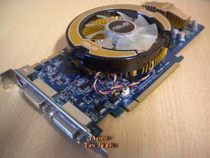 Asus EN9600GT HTDI Rev A2 512M 256Bit GDDR3 PCI-E x16 Dual DVI VIVO*g297