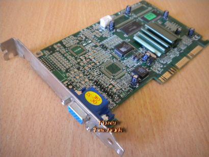 nVIDIA C-TNT2 Vanta 16 MB 64 Bit SDR AGP VGA PN VZD-04A* g301