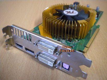 nVIDIA GeForce 9600 GT sonic 512MB DDR3 PCI-E SPDIF HDMI 2DVI Display Port* 304