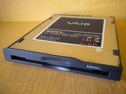 Sony Vaio PCGA-FDF1 Floppy Disk Drive PCG-951A schwarz* FL24
