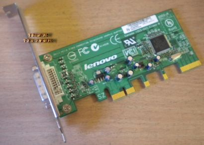 IBM Lenovo FRU 39J9334 DVI ADD2-R Karte PCI-E Video Grafik Adapter Karte g59