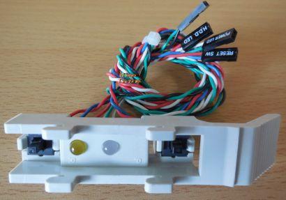 Medion PC MT5 Powerschalter Reset Power LED HDD LED MED MT44 Power Switch* pz23