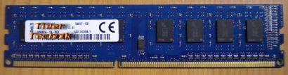 Kingston 698650-154 PC3L-12800U-11-13-A1 4GB DDR3 1600MHz Arbeitsspeicher* r184
