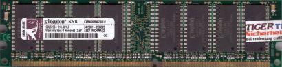 Kingston KVR400X64C25 512 PC3200 512MB DDR1 400MHz 99U5193-013 A01LF RAM* r192