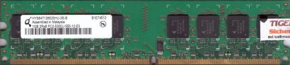 Qimonda HYS64T128020HU-3S-B PC2-5300 1GB DDR2 667MHz Arbeitsspeicher RAM* r205