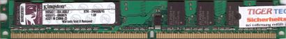 Kingston KTH-XW4300 1G PC2-5300 1GB DDR2 667MHz 9905431-004 A00LF RAM* r221