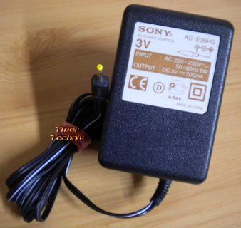 SONY AC-E30HG AC POWER Adapter 3V 700mA Netzteil* nt774